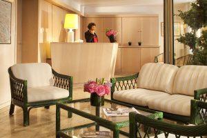 RECEPTION AU PACIFIC HOTEL PARIS