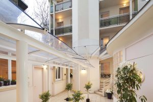 AU PACIFIC HOTEL PARIS